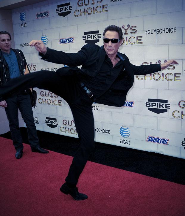 Spike TV's Guys Choice Awards 2012 - Arrivals