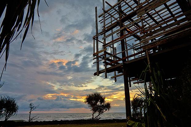 WakaGangga sunset highres