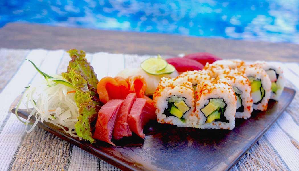 sea sushi