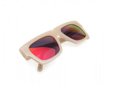 BREAD & BUTTER  (Blush, Pink Mirror Lenses)