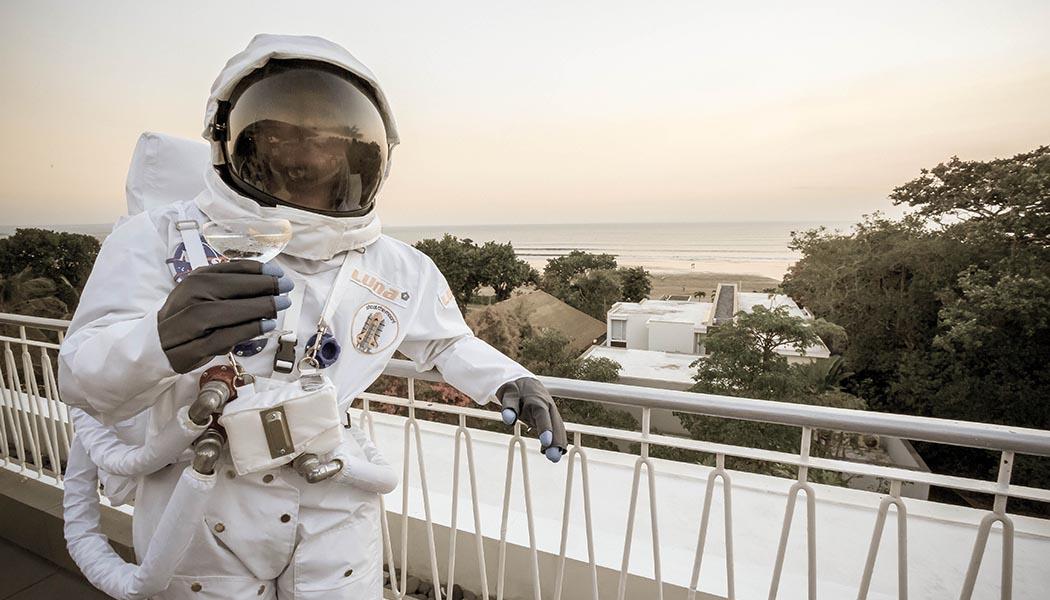 Luna2 gastronaut and Lunatini-2