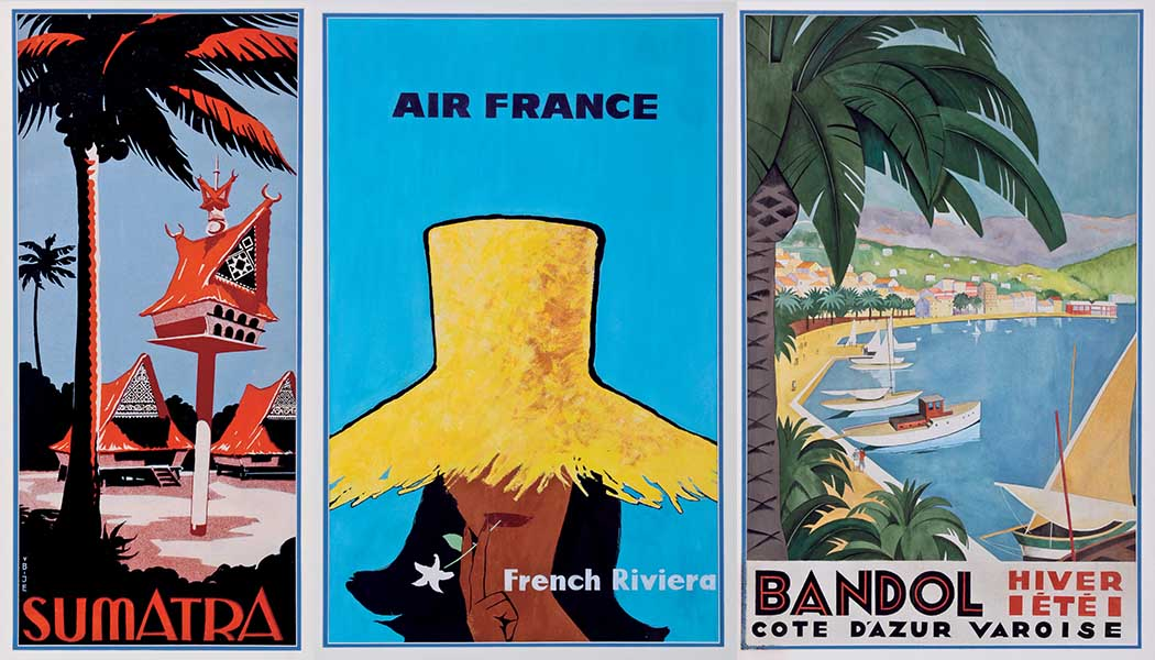 Classic Bali Travel Posters The Yak Online
