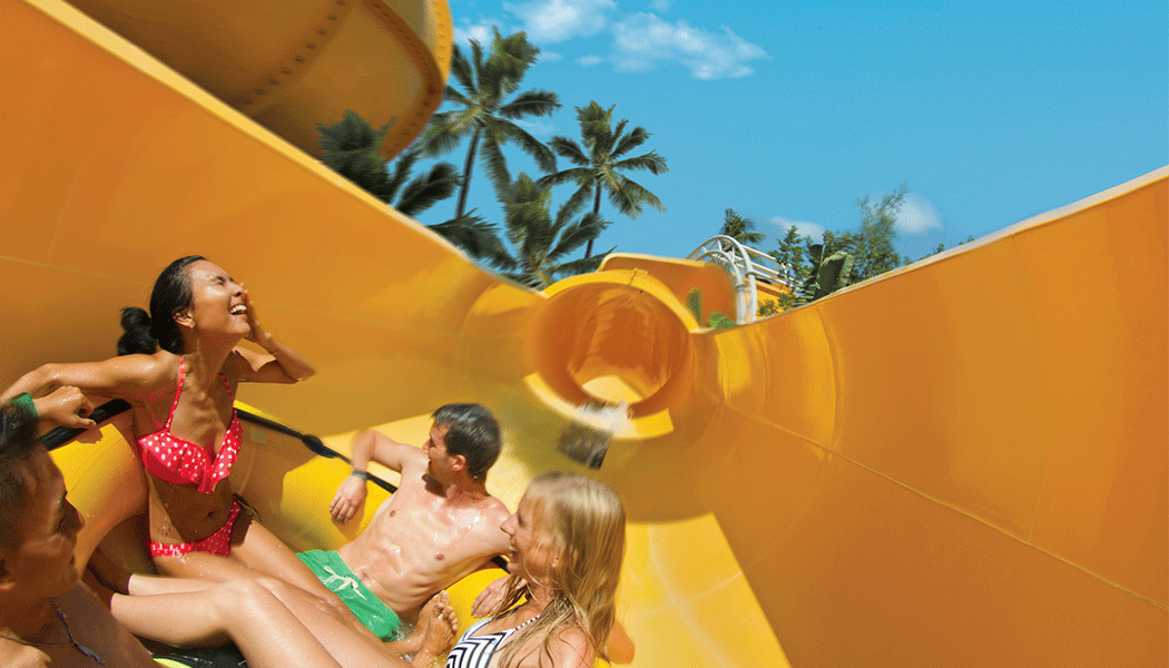 50% OFF! Waterbom Tickets For Four People