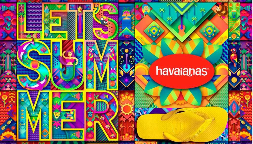 8c7c5bacf92778 What s more like summer than Havaianas  EMERGING THE NATURAL AMBIENCE   Havaianas brings HYPE and STRIPES Sandal Theme for Men
