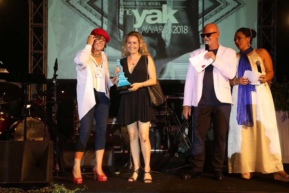 Yak Awards