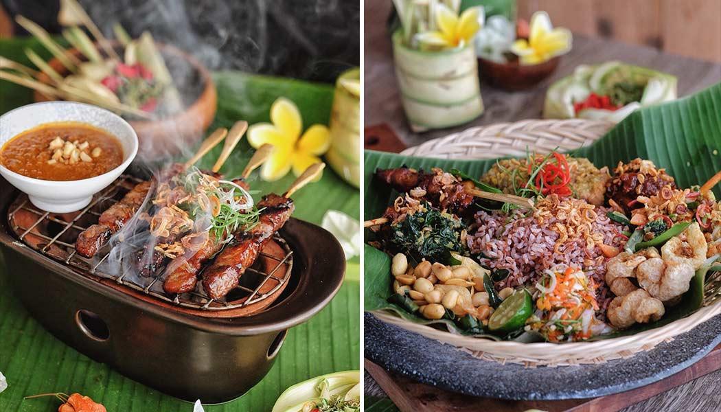food at Manarai
