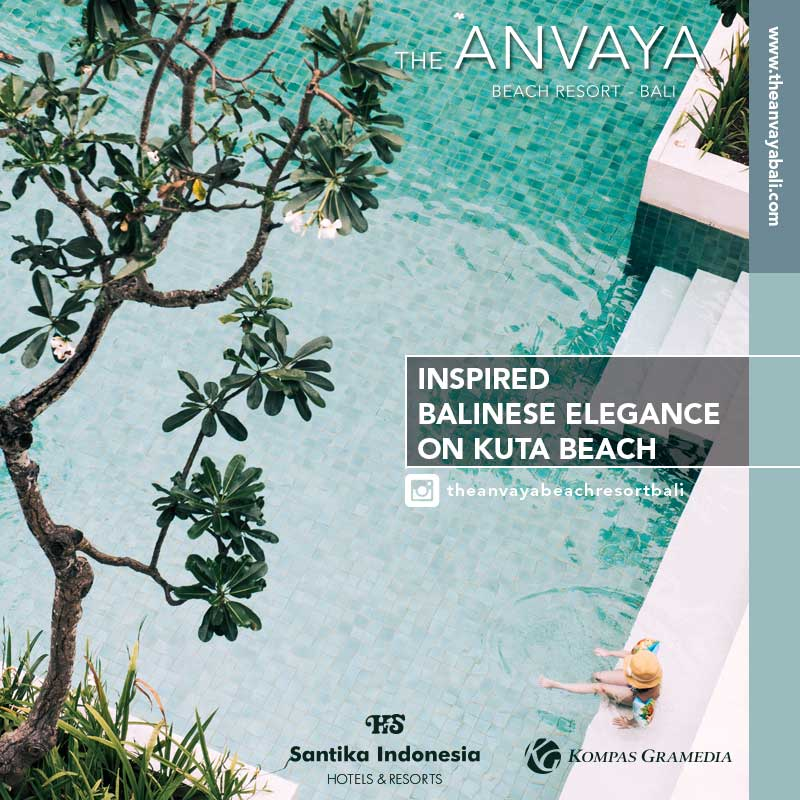 Stay in The Anvaya for IDR1.5Mil!