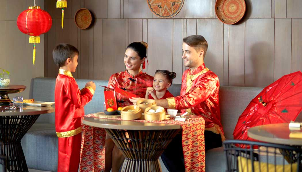 Award-winning Kunyit Restaurant offers a Chinese High Tea with dim sum  selections priced at IDR 250 a39824c06