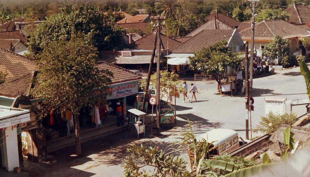 Bemo Corner, 1978.