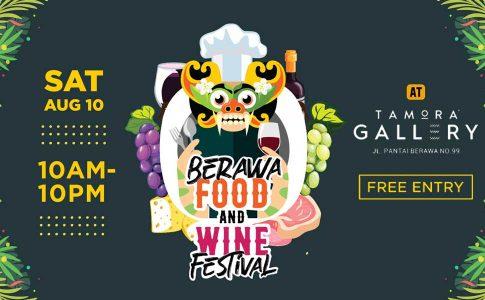 Berawa Food and Wine Festival