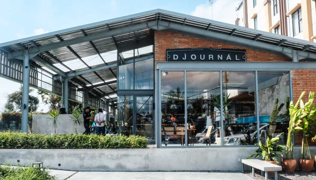 Djournal coffee