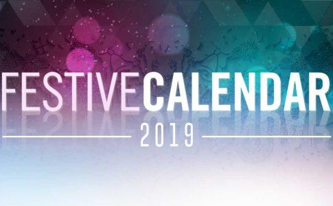 Festive calendar 2019