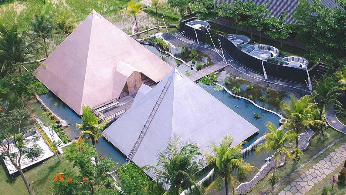 Pyramids Of Chi