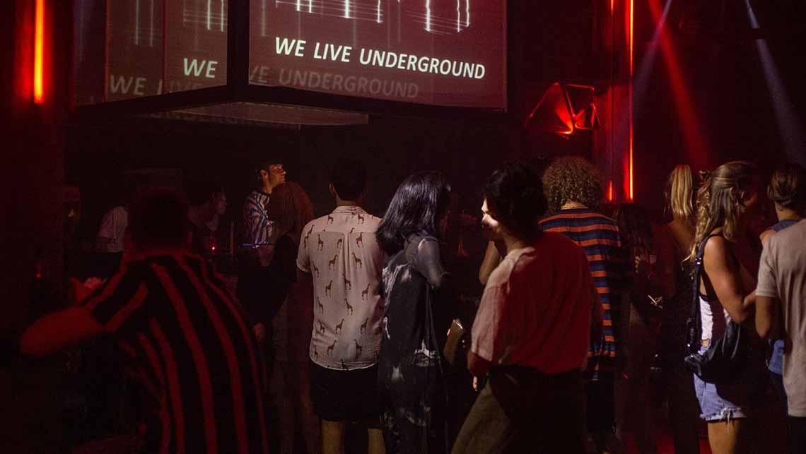 Vault nightclub