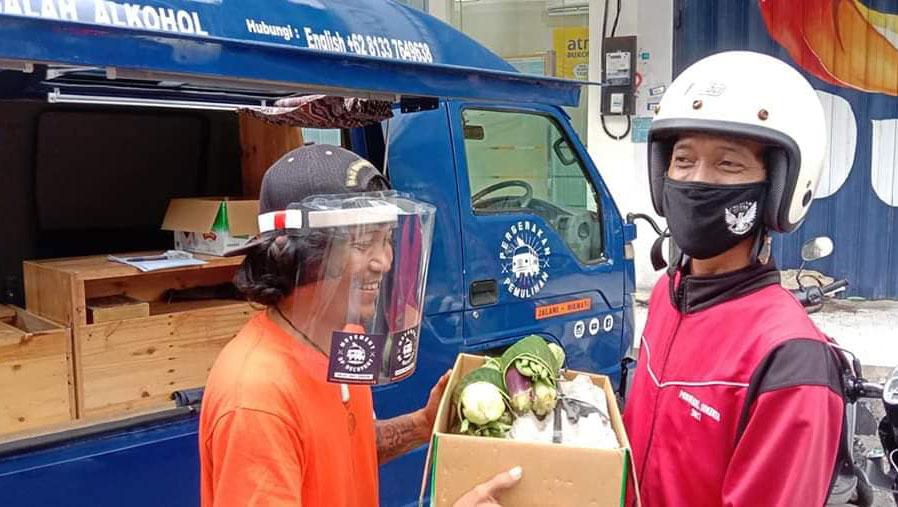 Crisis Kitchen Bali