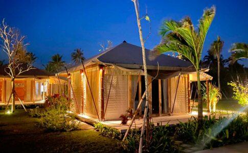 Bali Beach Glamping