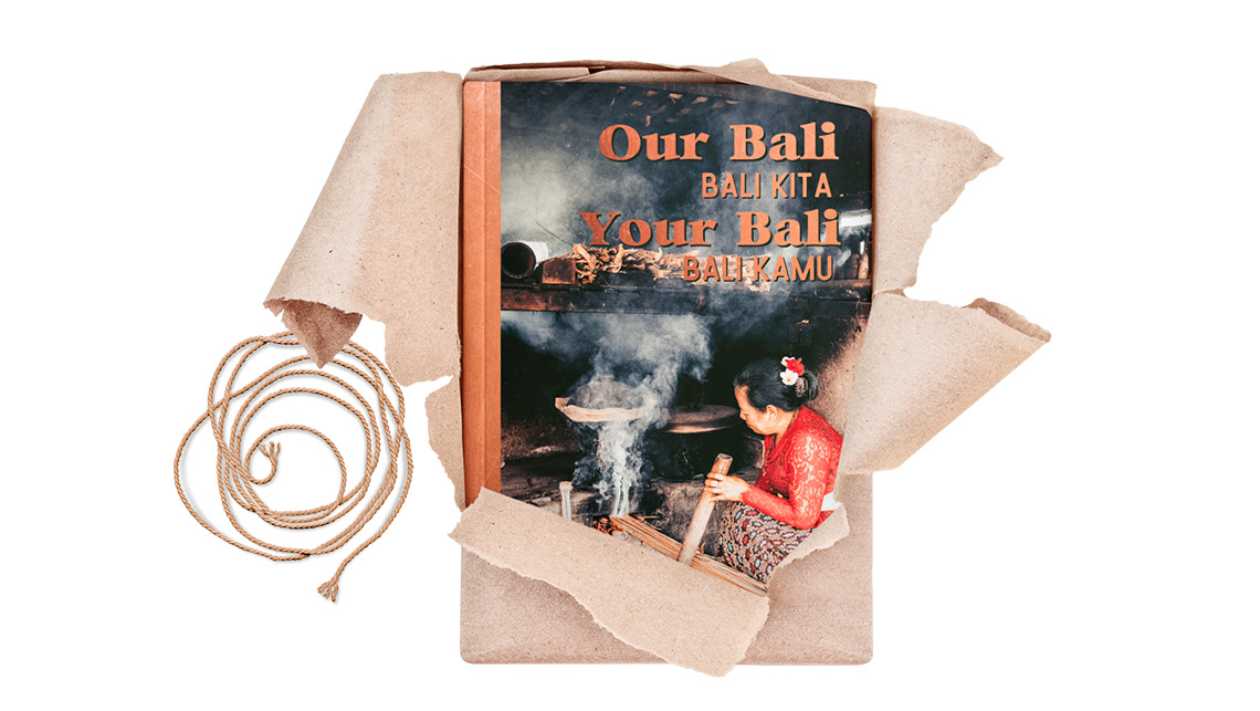 Our Bali Book