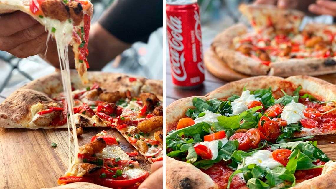 Lip pizza
