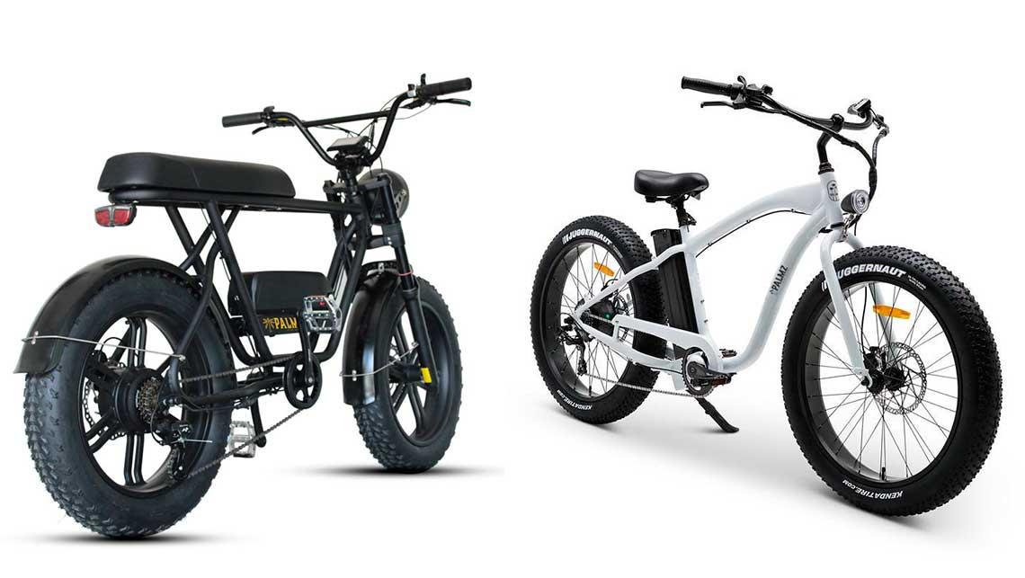 Palmz Electric Bike