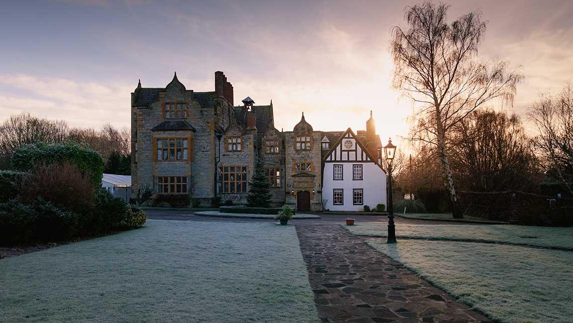 Karma Salford Hall - The Vale of Evesham, UK
