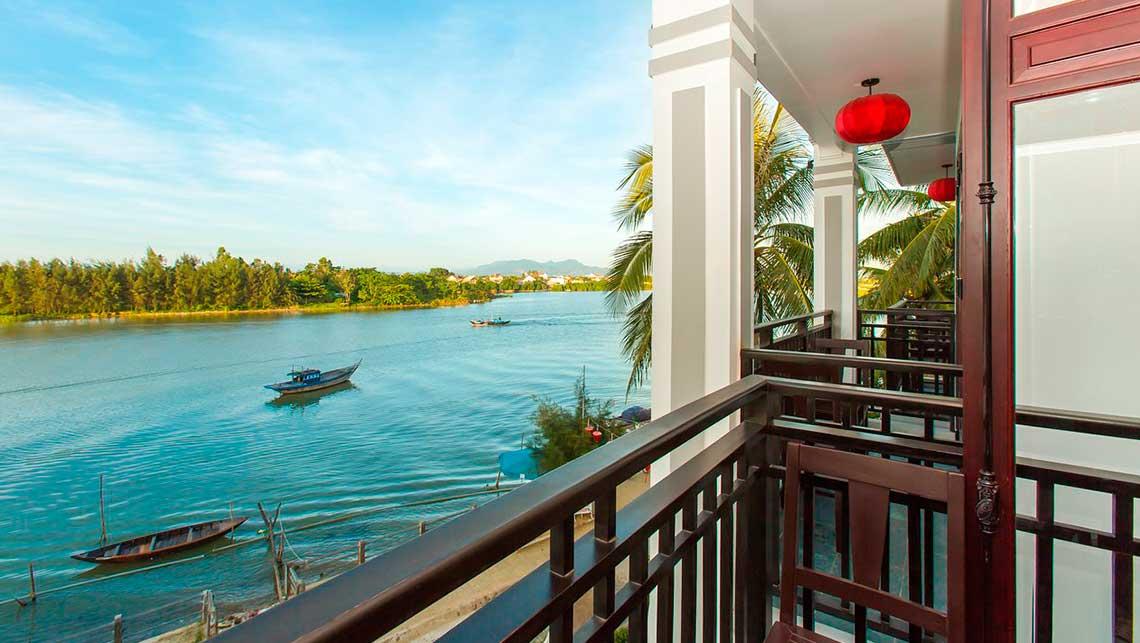 Karma Song Hoai - Hoi An, Vietnam